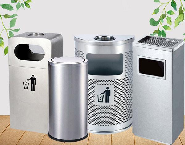 Hành Tinh Xanh – đơn vị cung cấp thùng rác inox số 1 ở Việt Nam