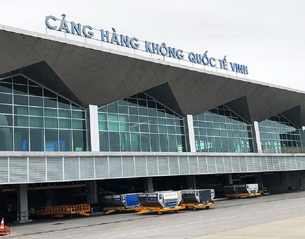 Cung cấp số lượng lớn thùng rác tại cảng hàng không quốc tế Vinh