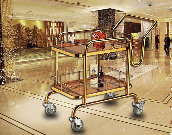 Bí quyết giúp tăng tuổi thọ và độ bền xe đẩy phục vụ rượu