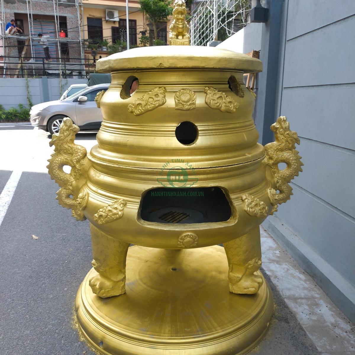 Đỉnh hóa vàng Tâm Phúc cao cấp, giá rẻ tại Hà Nội