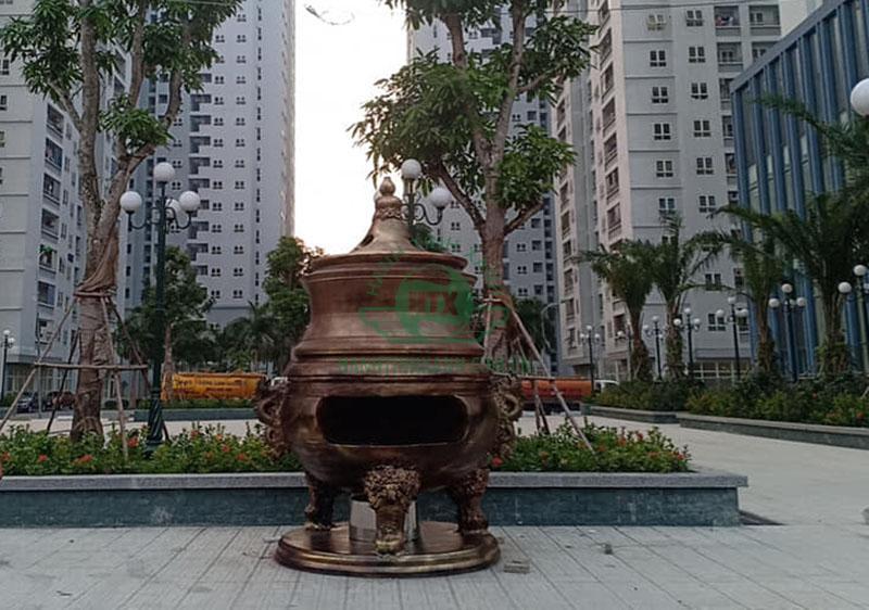 Lư hóa vàng chất lượng cao, giá rẻ tại Hà Nội