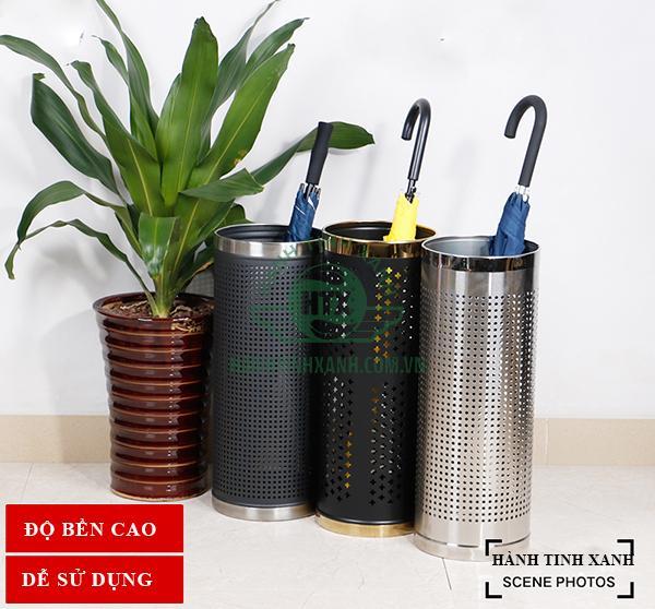 Hành Tinh Xanh sở hữu những mẫu thùng để ô chất lượng
