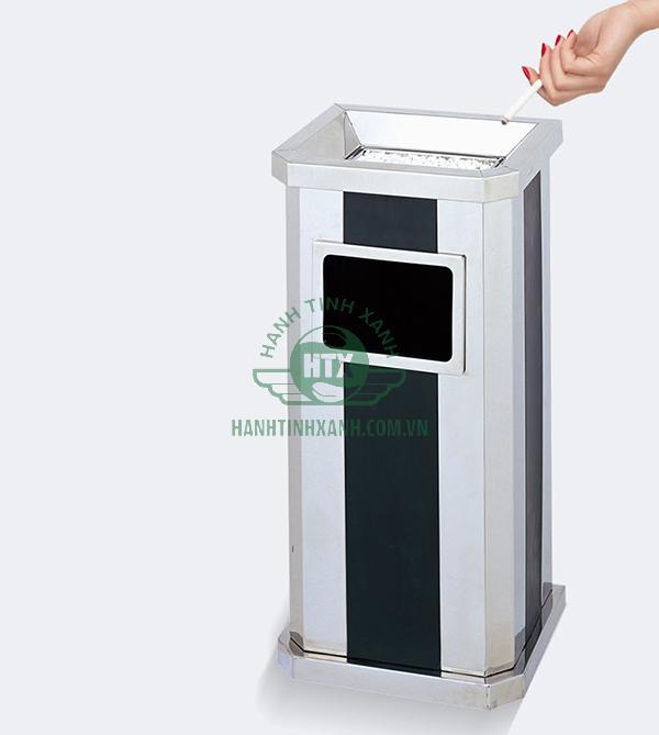 Thùng rác mang lại sự thuận tiện cho người sử dụng