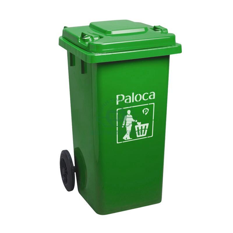 Thùng rác nhựa 120 lít Paloca