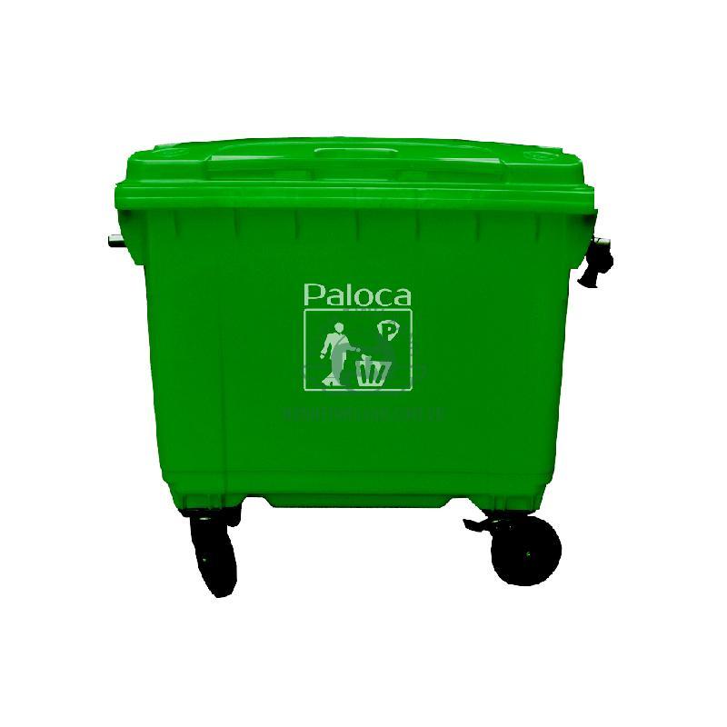 THùng rác nhựa composite 660 lít Paloca