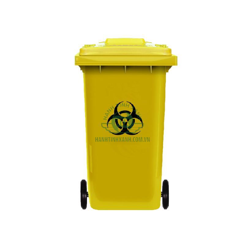 Thùng rác y tế 240 lít Paloca giá rẻ