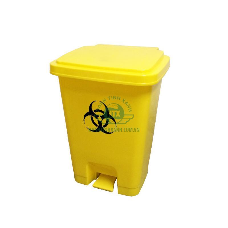 Thùng rác y tế 30l Paloca