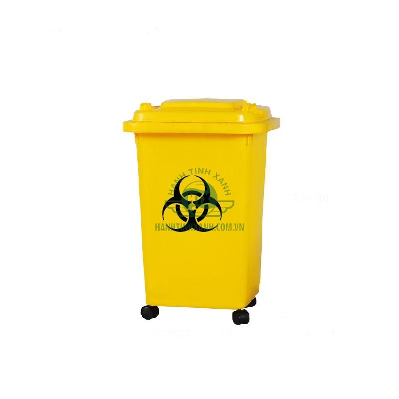 Thùng rác y tế 60l Paloca